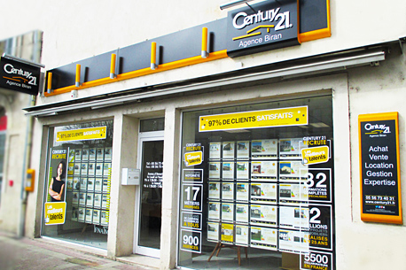 Agence immobilière CENTURY 21 Agence Biran, 33340 LESPARRE MEDOC